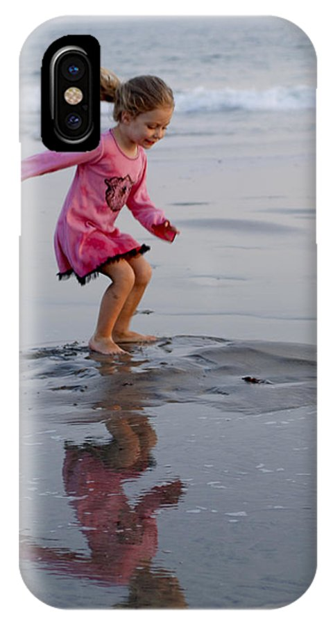 Happy Contest IPhone X Case featuring the photograph Happy Contest 11 by Jill Reger