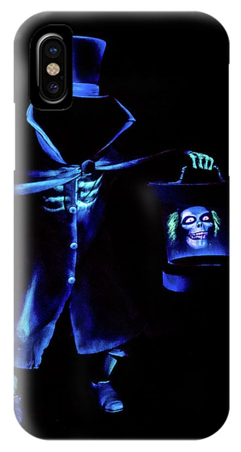 quality design f461b 61018 Hatbox Ghost Haunted Mansion IPhone X Case