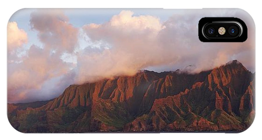 Hawaii IPhone X Case featuring the photograph Hawaii by Heather Coen