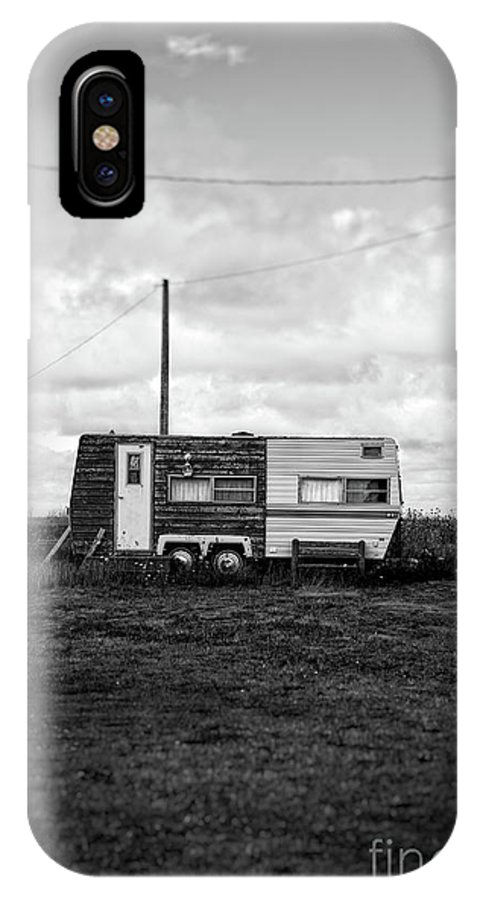 Dune IPhone X Case featuring the photograph Home Sweet Home North Rustico Prince Edward Island by Edward Fielding