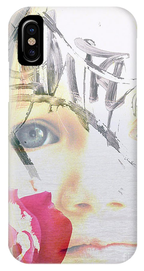 Modern IPhone Case featuring the photograph Hope For The Future by Amanda Barcon