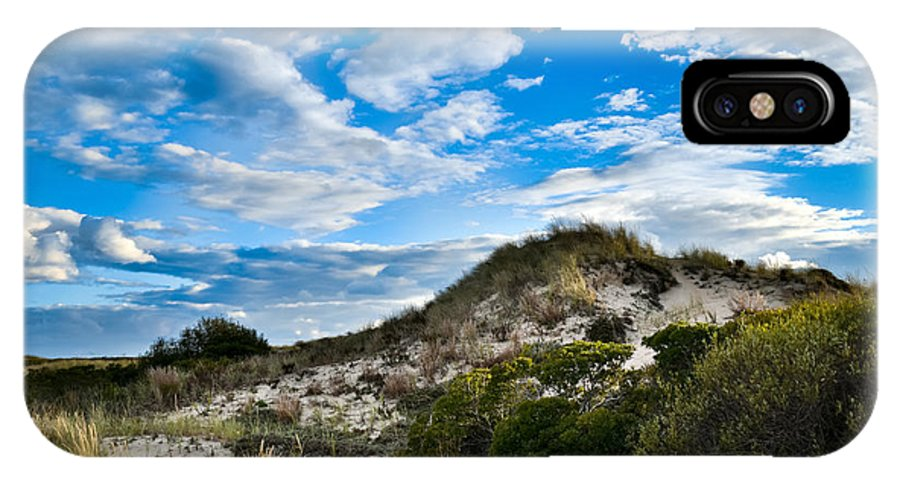 Horseneck IPhone X Case featuring the photograph Horseneck Beach Ma. 2 by Troy DeTerra