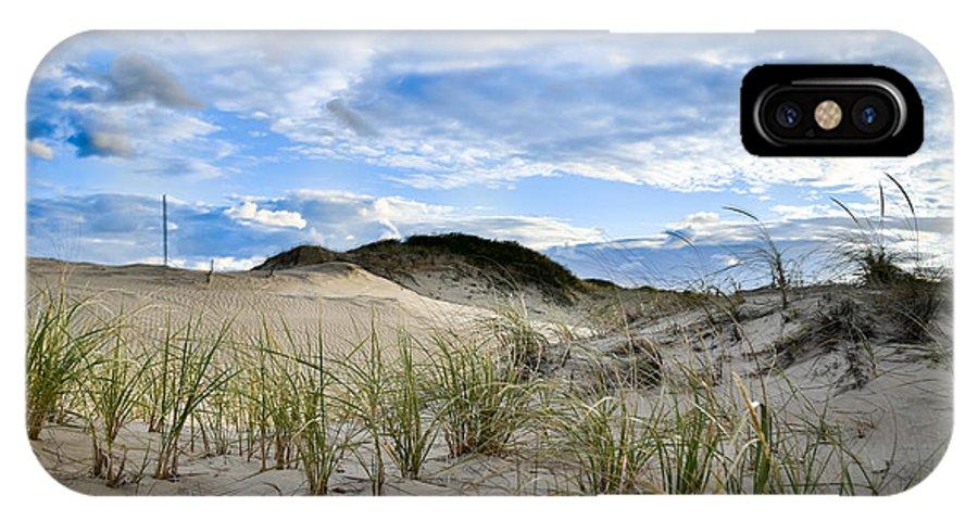 Horseneck IPhone X Case featuring the photograph Horseneck Beach Ma. 3 by Troy DeTerra