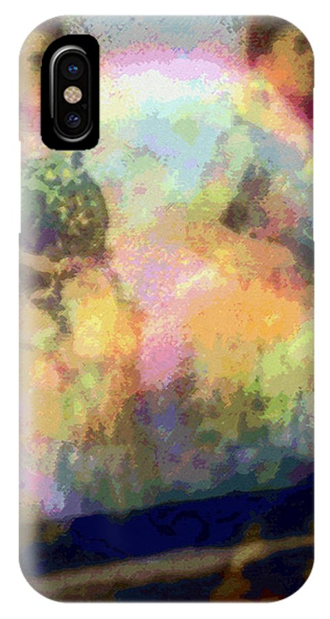 Tropical Interior Design IPhone Case featuring the photograph Hula Waiona by Kenneth Grzesik