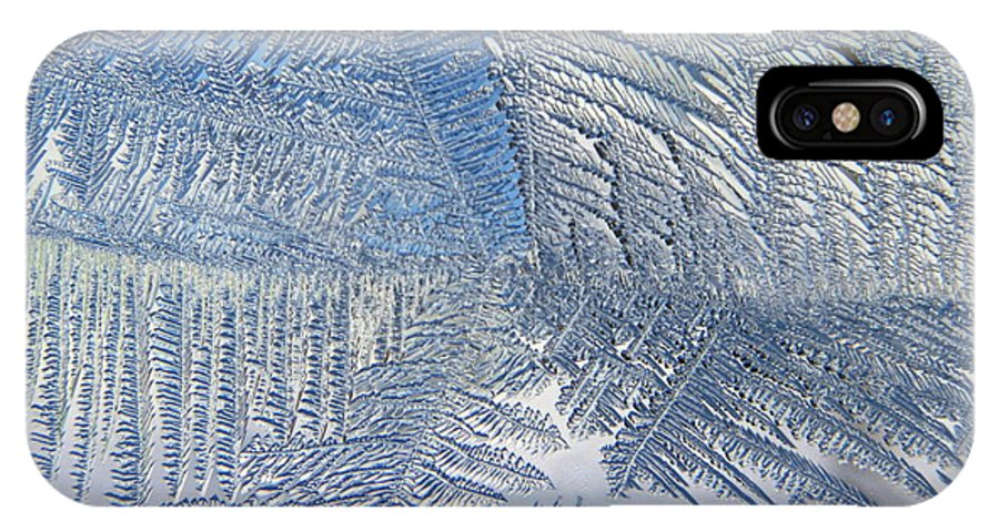 Ice IPhone Case featuring the photograph Ice Galore by Rhonda Barrett