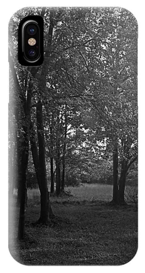 Feild IPhone X Case featuring the photograph In A Dream by Hannah Breidenbach
