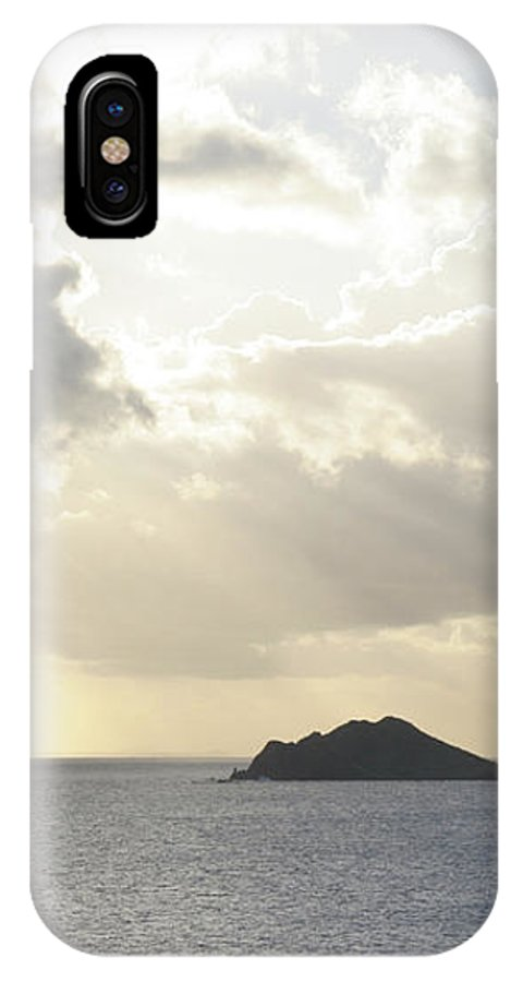 Islands IPhone X Case featuring the photograph Islands Like Camels Crossing A Watery Desert by Clay Cofer