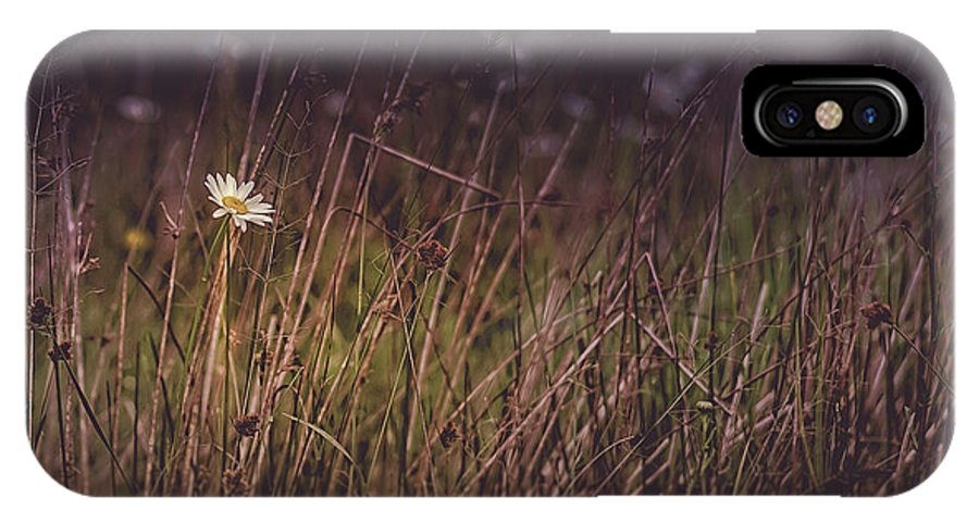 Farm IPhone X / XS Case featuring the photograph It's Simple by Marci Potts