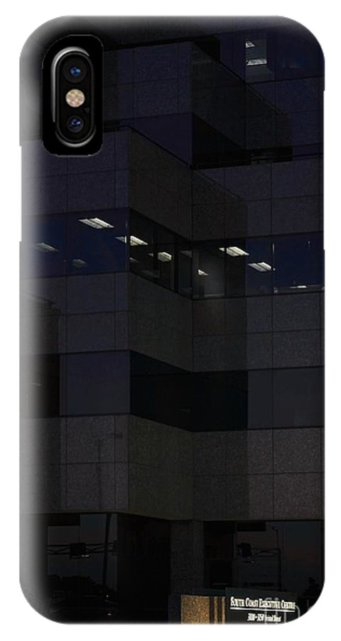 Big IPhone Case featuring the photograph i've got Company by Viktor Savchenko