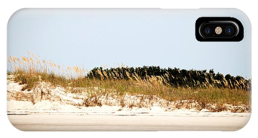 Jekyll Island IPhone X Case featuring the photograph Jekyll From The Water by Katherine W Morse