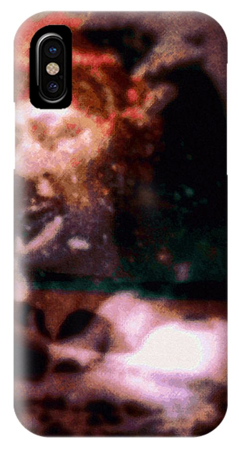 Tropical Interior Design IPhone Case featuring the photograph Kahua O Malio by Kenneth Grzesik