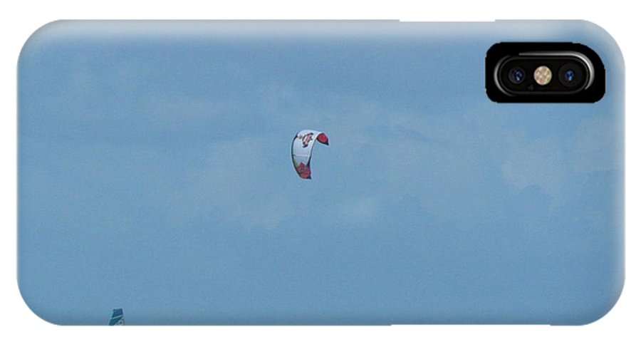 Hawaii IPhone X Case featuring the photograph Kailua Beach by Christina McNee-Geiger
