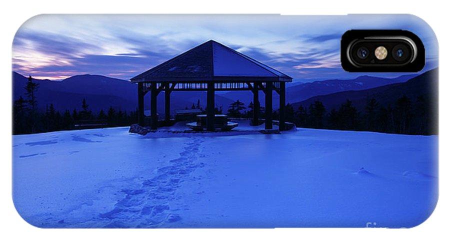 Kancamagus Pass IPhone X Case featuring the photograph Kancamagus Pass - Lincoln, New Hampshire by Erin Paul Donovan