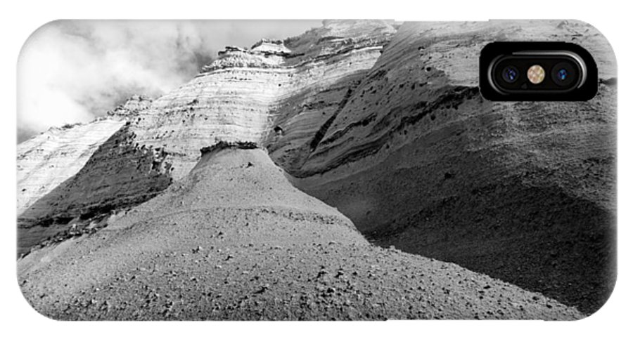 Rightfromtheart IPhone X Case featuring the photograph Kasha-katuwe Tent Rocks National Monument 7 by Bob and Kathy Frank