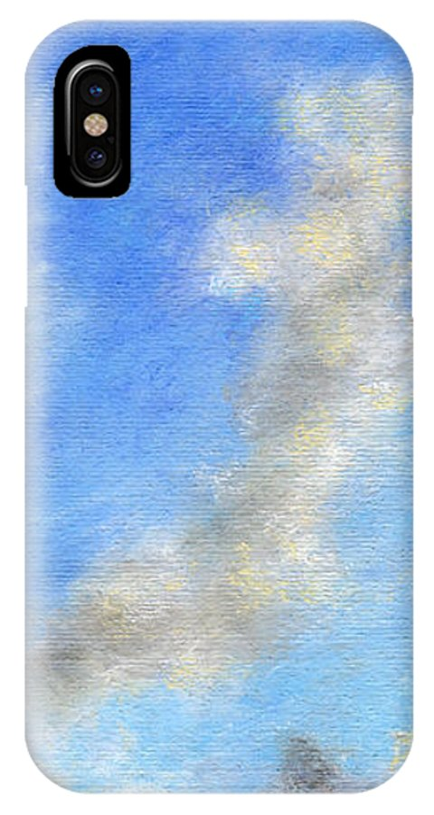 Coastal Decor IPhone Case featuring the painting Kauapea Evening by Kenneth Grzesik