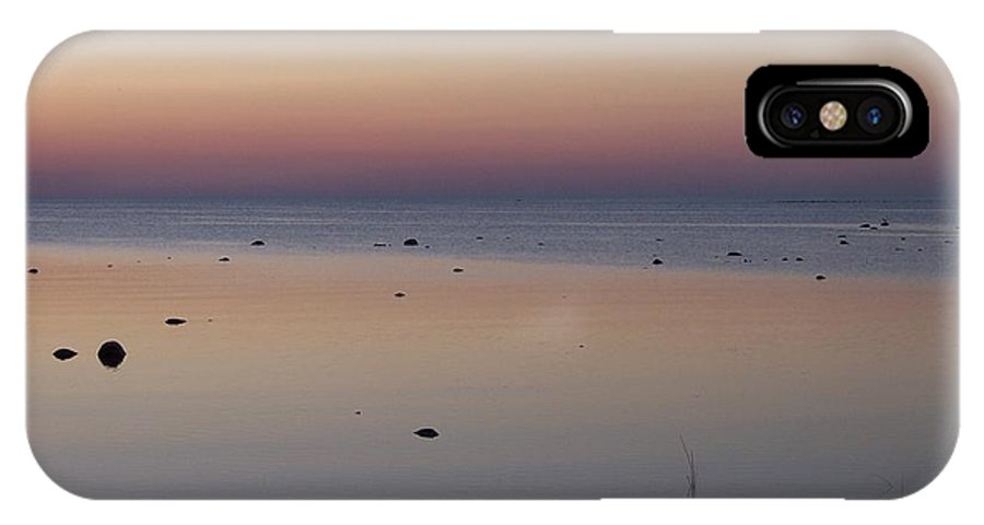 Canada IPhone Case featuring the photograph Kettle Point Sunset by Michelle Miron-Rebbe