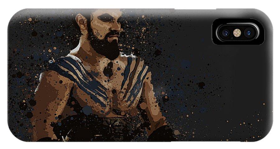 quality design 6a4c8 a6236 Khal Drogo IPhone X Case