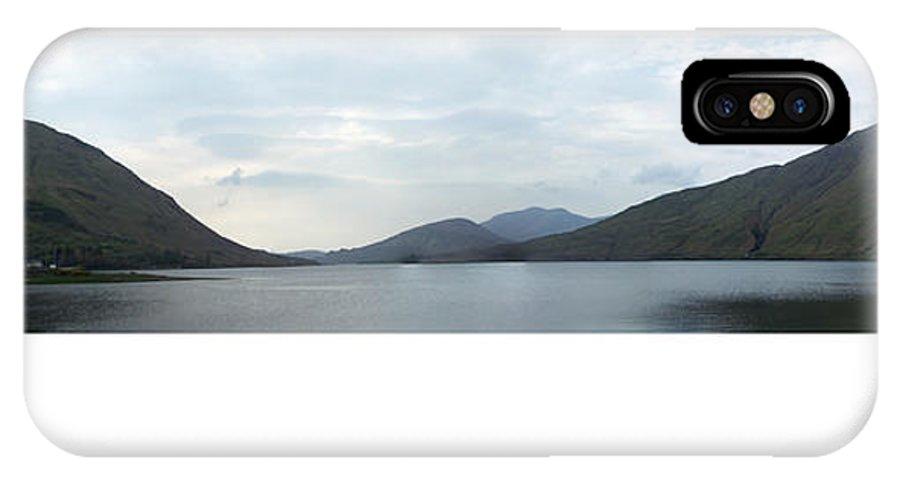 Landscape IPhone Case featuring the photograph Killary Harbour Leenane Ireland by Teresa Mucha