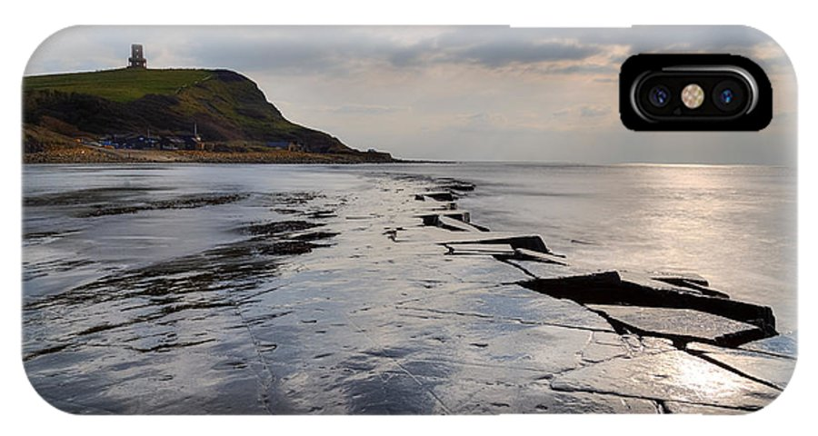 Kimmeridge Bay IPhone X Case featuring the photograph Kimmeridge Bay - England by Joana Kruse