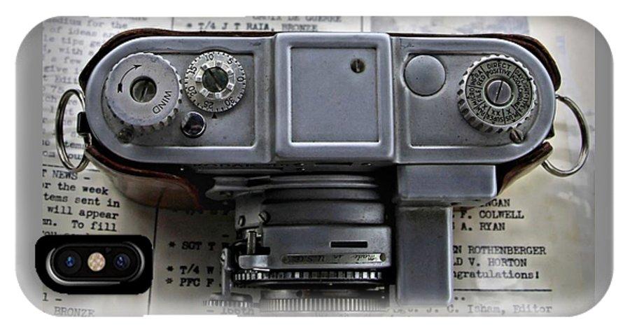 Kodak IPhone X Case featuring the photograph Kodachrome Weekly by DJ Florek