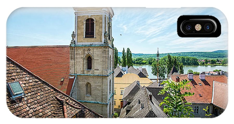 Krems IPhone X Case featuring the photograph Krems by Keith Ducker