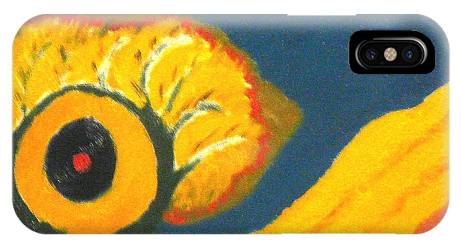 IPhone Case featuring the painting Krshna by R B