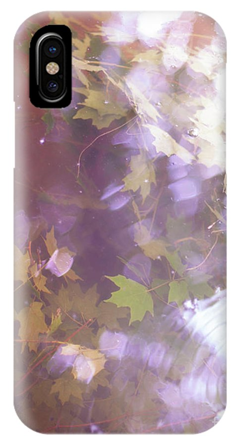 Soft IPhone X Case featuring the photograph Lake Capture2 by Lacey Renae