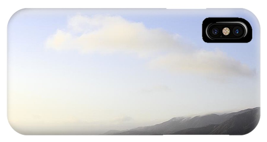 Lake IPhone X Case featuring the photograph Lake Elsinore California by Viktor Savchenko