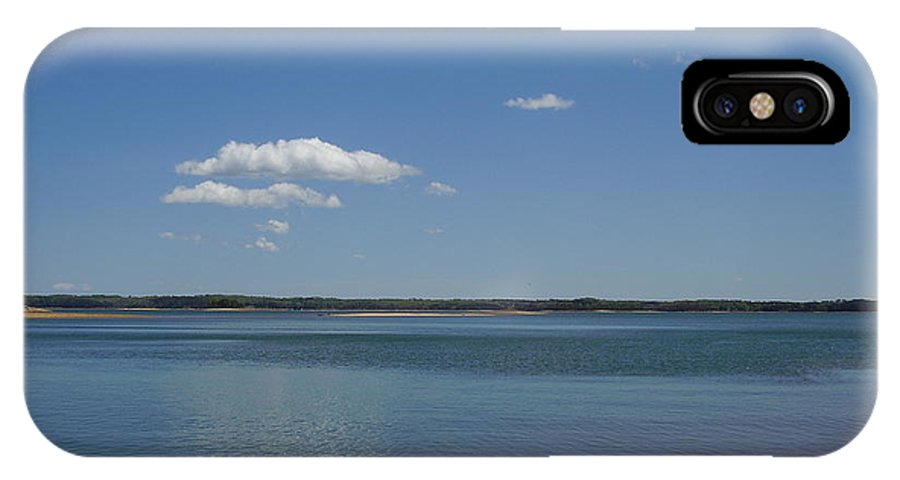 Lake Hartwell IPhone X Case featuring the photograph Lake Hartwell by Flavia Westerwelle