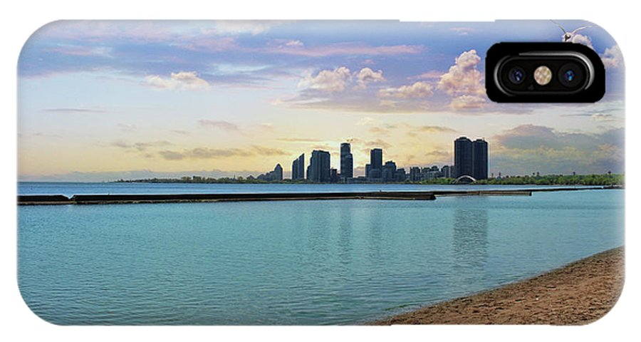 IPhone X Case featuring the photograph Lakeshore by Shawn Clarke