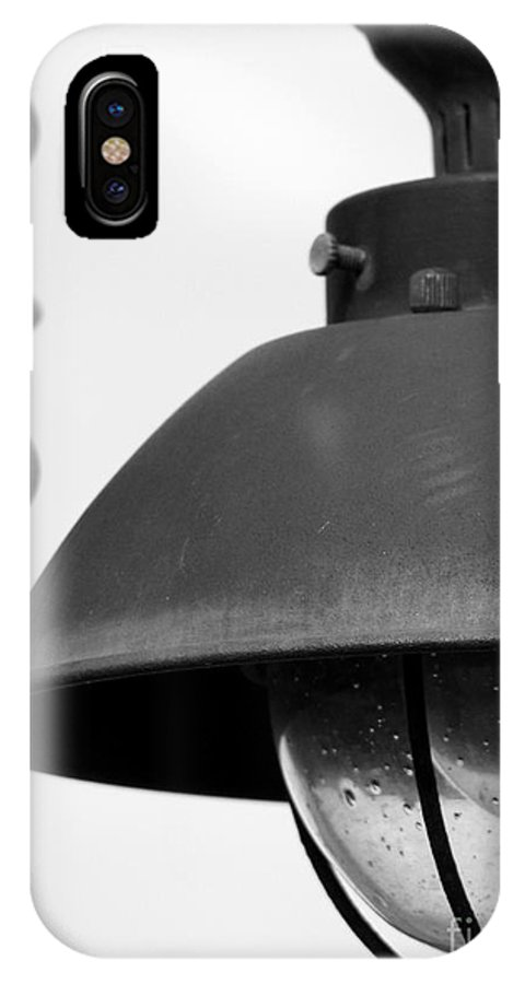 Lamppost IPhone Case featuring the photograph Lamp Post by Amanda Barcon