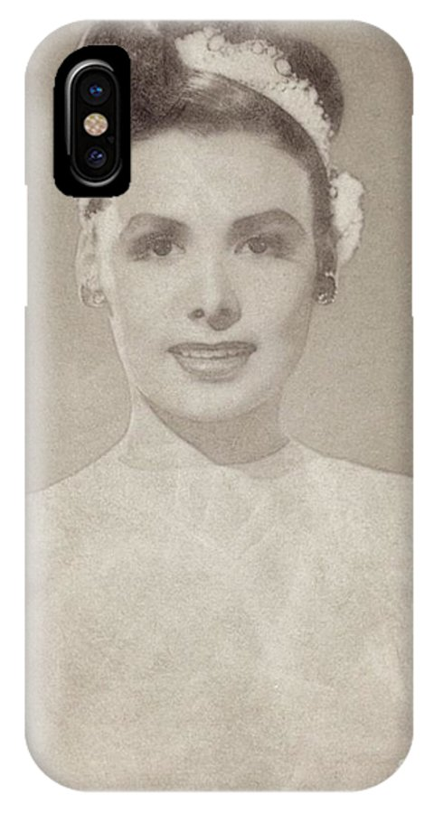 Lena Horne, Actress And Singer IPhone X Case