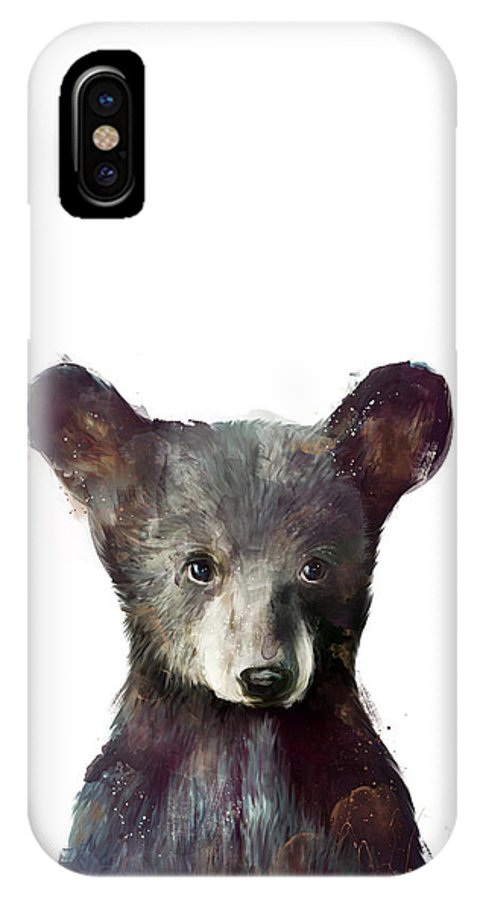 new products fed36 343fc Little Bear IPhone X Case