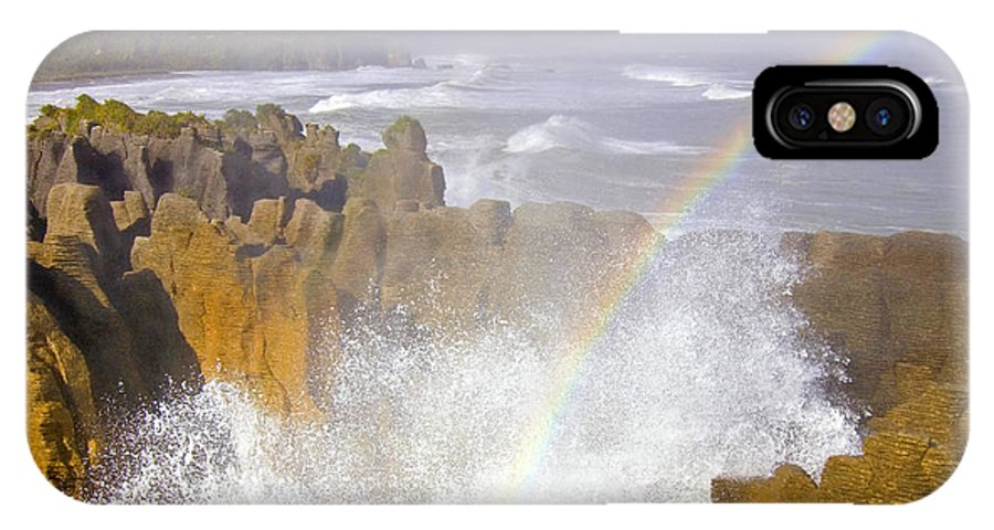 Paparoa IPhone Case featuring the photograph Making Miracles by Mike Dawson