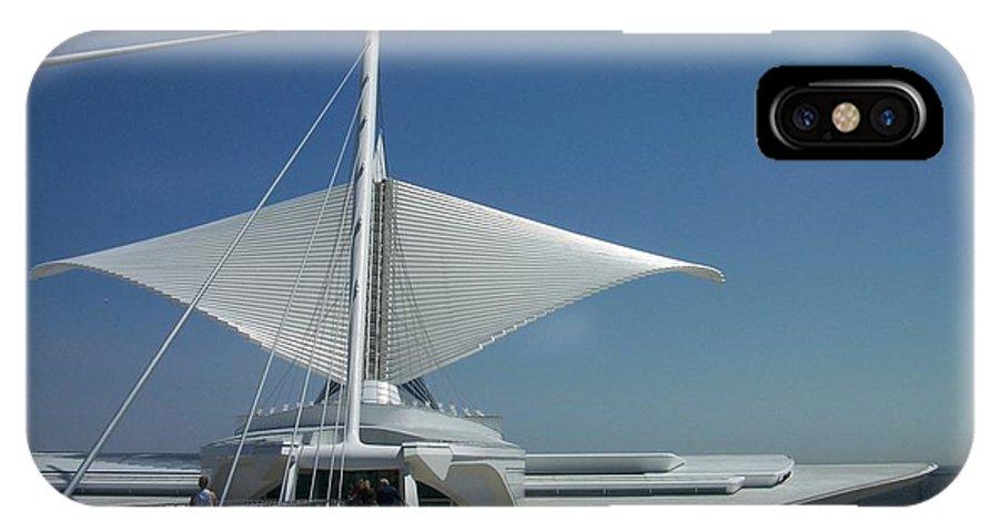 Mam IPhone X Case featuring the photograph Mam Series 3 by Anita Burgermeister