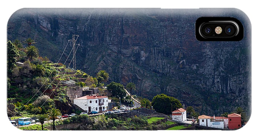 Spain IPhone X Case featuring the photograph Masca by Jouko Lehto
