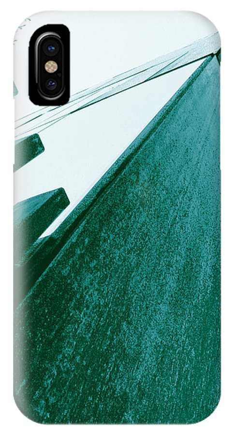 Mca IPhone X Case featuring the photograph Mca Denver by Jeffery Ball