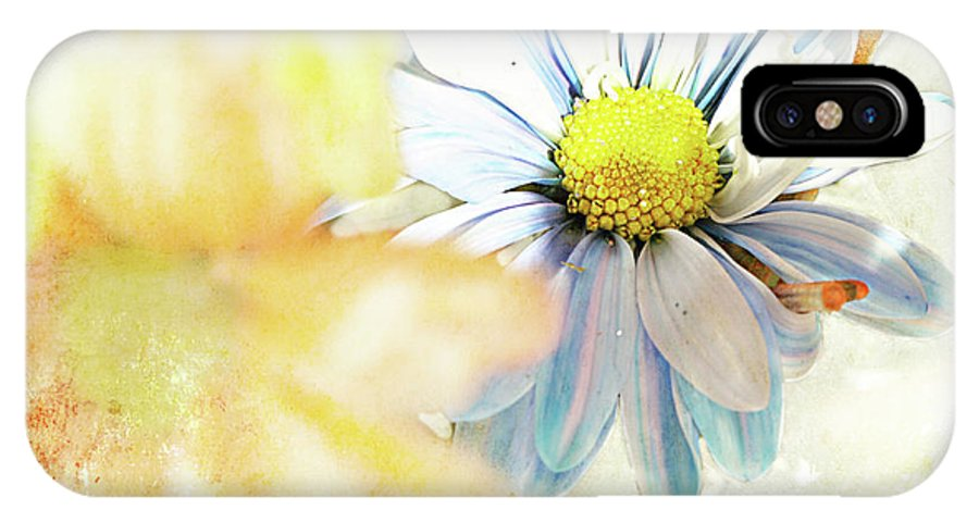Fine Art IPhone X Case featuring the photograph Mercy 2 by Tonya Cooper