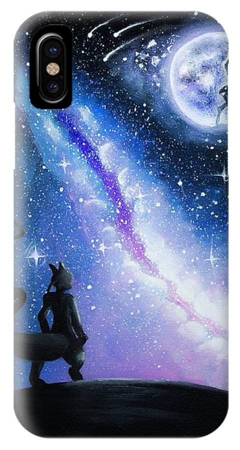 Pokemon Mewtwo Shadow Phone Case for