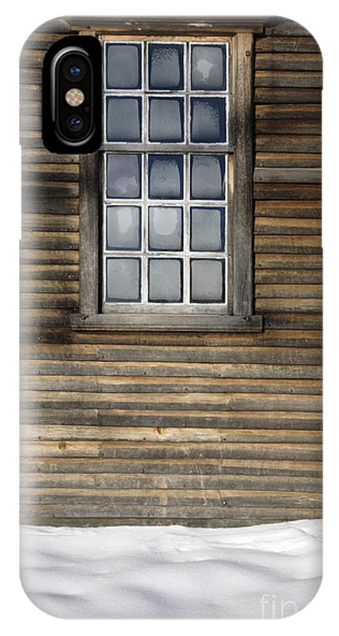 Window IPhone Case featuring the photograph Minute Man National Historical Park In Lincoln Massachusetts Usa by Erin Paul Donovan