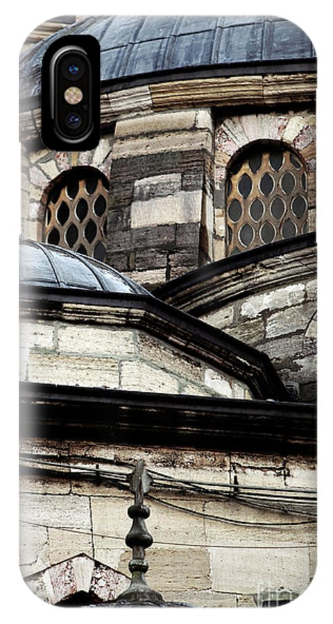 Mosque Architecture IPhone X Case featuring the photograph Mosque Architecture by John Rizzuto