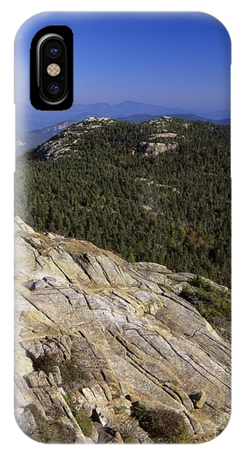 White Mountains IPhone X Case featuring the photograph Mount Chocorua - White Mountains New Hampshire Usa by Erin Paul Donovan