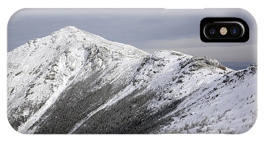 Climb IPhone X Case featuring the photograph Mount Lincoln From The Appalachain Trail - White Mountains Nh Usa by Erin Paul Donovan