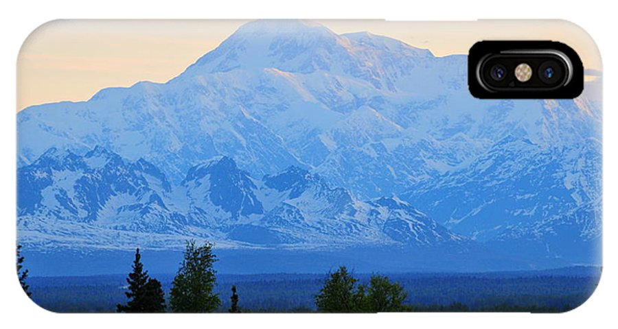 Mount Mckinley IPhone Case featuring the photograph Mount Mckinley by Keith Gondron