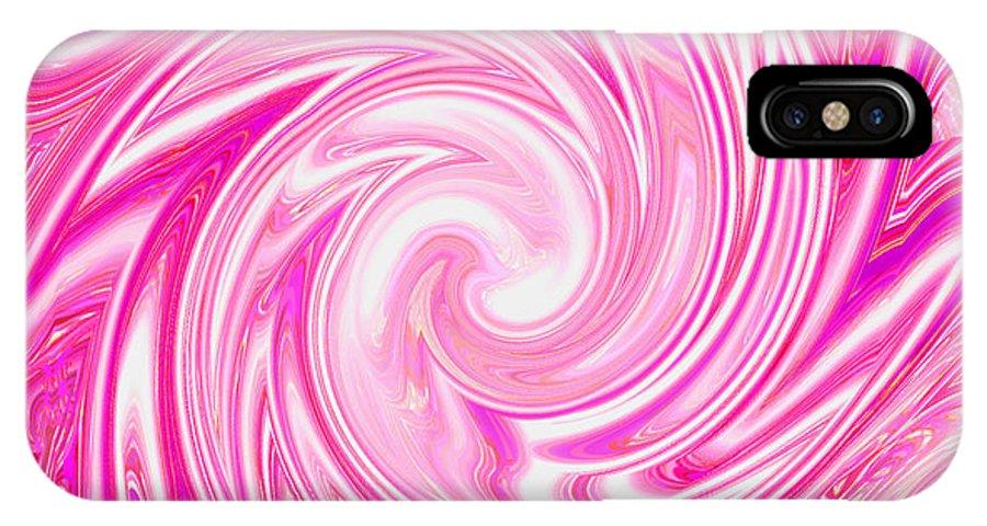 Moveonart! Digital Gallery Lower Nob Hill San Francisco California Jacob Kanduch IPhone X Case featuring the digital art Moveonart Come Holy Spirit 3 by Jacob Kanduch