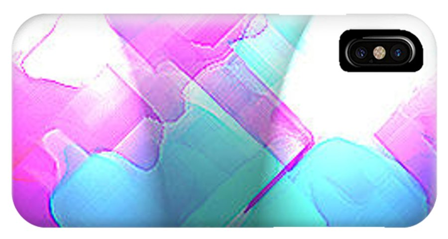Moveonart! Digital Gallery IPhone X Case featuring the digital art Moveonart Great Ideas About To Hatch by Jacob Kanduch