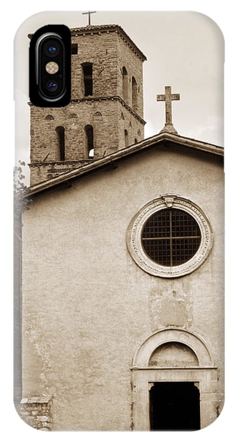 Curch IPhone Case featuring the photograph Nice Old Church For Wedding by Marilyn Hunt
