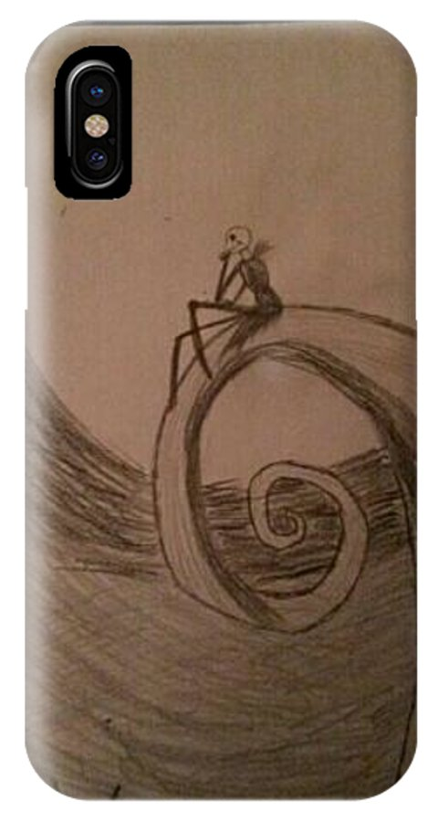 timeless design 30965 4ab42 Nightmare Before Christmas IPhone X Case