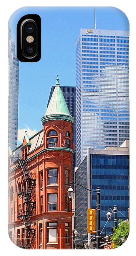 IPhone X Case featuring the photograph Not Forgotten by Ian MacDonald