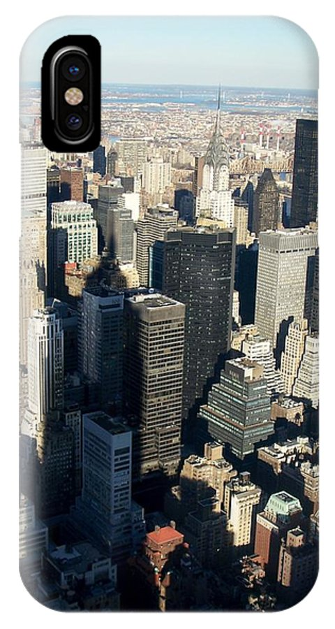 Nyc IPhone Case featuring the photograph Nyc 3 by Anita Burgermeister